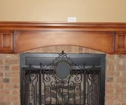 double fireplace mantel decor fireplace mantel decor stacy