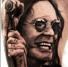 Bob Dylan Tattoo Ideas 15 Badass Rock U0027n U0027 Roll Tattoos Mã Tley Crue Guff