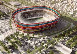 the daily zombies qatar u0027s futuristic 2022 fifa world cup stadiums