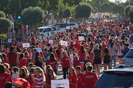 parade ribbon san clemente s homecoming parade is on the way four days after