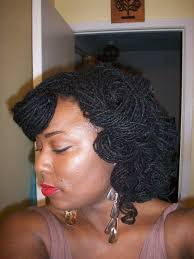 sisterlocks hairstyles for wedding 31 best sisterlock styles images on pinterest natural hair hair