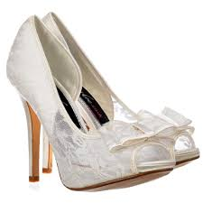 wedding shoes toe lace peep toe wedding shoes wedding corners