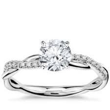 build engagement ring build your own engagement ring find your setting blue nile