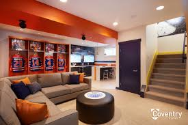coventry homes oilers fan cave paisley showhome oilers fan