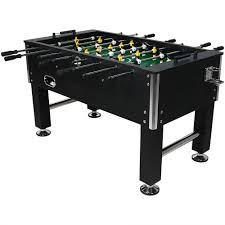 drink table amazon com sunnydaze 55 inch foosball game table with drink