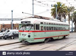 San Francisco Cable Car Map by Street Tram San Francisco Stock Photos U0026 Street Tram San Francisco