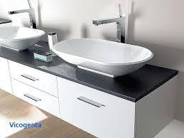 evier cuisine à poser sur meuble vasque cuisine a poser meuble salle de bain avec grande vasque a