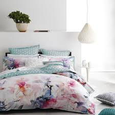 Bedroom Furniture Logan Logan And Mason Juliette Rose Quilt Cover Features Classic Floral