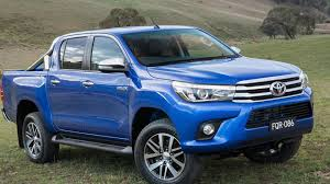 hilux 2016 toyota hilux finally breaks cover