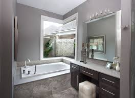 Dark Gray Bathroom Vanity by Gray Bathroom Vanity Bathroom Contemporary With Dark Brown Vanity