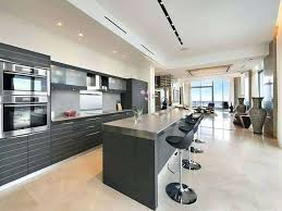 one wall kitchen with island designs small kitchen layout with island on one wall kitchens with