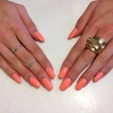 manicure fill acrylic nails polish by mary at yo yo spa yelp