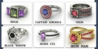geeky wedding rings nerdy engagement rings new wedding ideas trends luxuryweddings