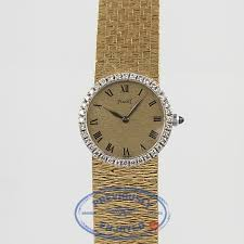 piaget watches prices piaget gold mesh bracelet diamond bezel vintage