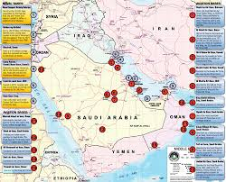 Air Force Bases United States Map by Iran U0027s Foreign And Defense Policies