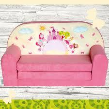 bébé é du canapé canapé lit enfant château