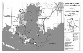 Maine Atv Trail Map Pdf Cache Bay Wetland Conservation Reserve Management Statement