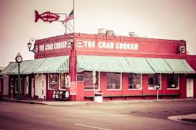 image crab cooker newport beach vintage toned photo large canvas