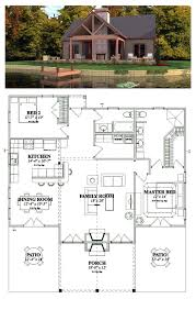 cool small house plans cottage house plan chp 44490 cottage style bedrooms and house