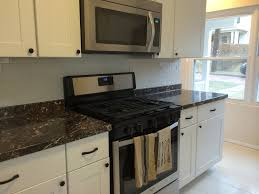 galley style kitchen remodel by blankspace llc pittsburgh pa