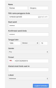 membuat email baru gmail cara membuat email baru daftar akun gmail yahoo dan hotmail