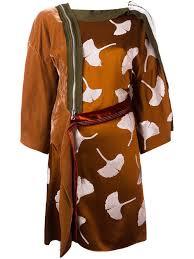 martini orange 3 1 phillip lim spring 3 1 phillip lim sequin ginkgo kimono dress