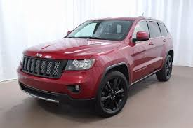 red jeep cherokee 2012 jeep grand cherokee laredo for sale red noland preowned