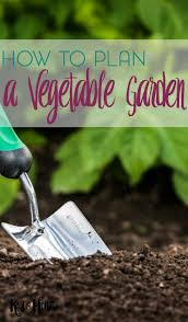how to plan vegetable garden a beginner u0027s guide to gardening kori at home