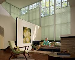 cover large loft sized windows with the energy efficient style of