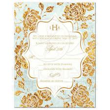 enclosure cards monogrammed vintage floral wedding response card mint green