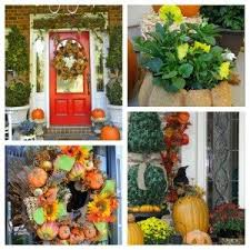 Front Porch Fall Decorating Ideas - the talentless decorator u0027s guide to fall porch decor the creek