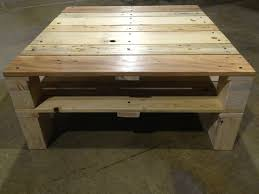Diy Woodworking Coffee Table by 60 Best Pallet Coffee Tables Images On Pinterest Home Woodwork