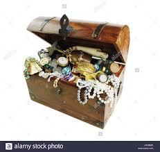 studio shot of treasure chest stock photo royalty free image
