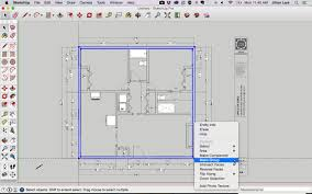 How To Read Floor Plans Symbols Draw A Floor Plan In Sketchup From A Pdf Tutorial