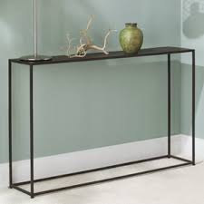 Low Console Table Narrow Low Console Table Wayfair