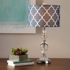 deluxe crystal table lamps ideas worth to install
