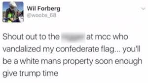 Why The Confederate Flag Is Offensive Student U0027s Tweet Draws Outrage At New York Community College