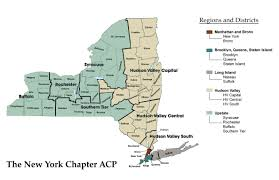 Hudson Valley New York Map by Leadership New York Chapter Of The American College Of Physicians