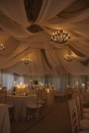 Lighted Ceiling Fabric Lighted Ceilings For Wedding