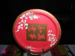 New Year Decorations With Paper by Tablescape Chinese New Year Decorations Parties2plan