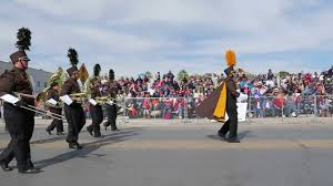 21 el paso thanksgiving parade high school a