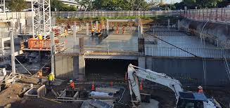 can concrete be the membrane in basement construction markham