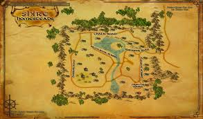 The Hobbit Map Homesteads The Shire A Lone Hobbit U0027s Guide To Middle Earth