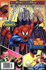 spectacular spider man 257 prodigy issue