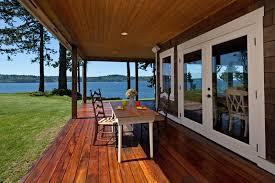 cabin porch design ideas for cabin decks and porches