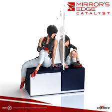 additional images revealed for mirror u0027s edge catalyst collector u0027s