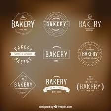 Premium Logo Templates bakery logo templates pack vector premium