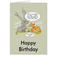 happy birthday cat and dog greeting cards zazzle com au