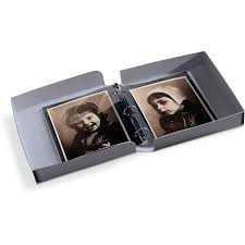 archival photo album gaylord archival 3 o ring preservation box album storage boxes