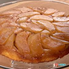 apple upside down cake youtube